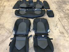FACTORY OEM REPLACEMENT ORIGINAL CLOTH SEAT COVERS 2018 TOYOTA CAMRY SE USA