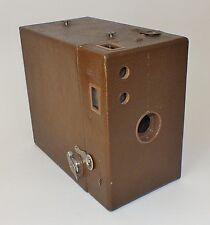 Kodak Brownie No. 2A | Brown Box Camera Uses 116 Film Clean Camera w/Empty Spool