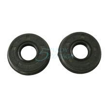 2 Pcs Chainsaws Crankshaft Oil Seals Fit 25cc / 26cc 2500 Parts