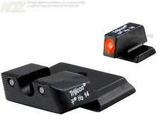 Trijicon HD Night Sights Smith & Wesson M&P Shield Orange Front Outline 600722