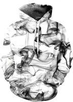 Belovecol Mens Womens Hoodies 3D Graphic Printed Pullover Hoodie Hooded Sweatshi