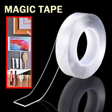Волшебную ленту моющиеся скотч двухсторонний Nano невидимый гель лента горячий