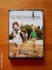 DVD GUNSLINGER GIRL - IL TEATRINO - LES CHAPITRES PERDUS (OAV) (JAPONES, FRANCES
