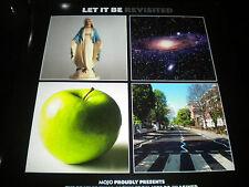 """Lasciate sia REVISITED-Mojo DA COLLEZIONE-THE BEATLES-Vinile Record 12"""" LP 33RPM"""