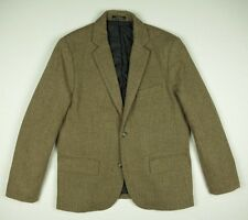 L.L. Bean Primaloft Insulated Herringbone Tweed Winter Sport Coat Men's 40S