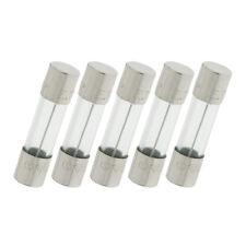 Glass Fuse 5x20mm 20A Amp GMA 5mm x 20mm Tube 250V Fast Quick Acting Blow 5pcs
