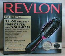 Revlon RVDR5222F Pro Collection One Step Hair Dryer Volumizer $75