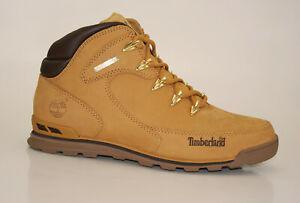 Timberland Euro Rock Mid Hiker Boots Herren Wanderschuhe Schnürschuhe 6164R