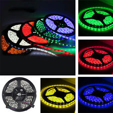 5M RGB 5050 300 LED SMD LED Flexible Strip Light 12V Non-Waterproof DIY Party