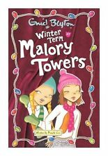 NEW (9)  WINTER TERM AT MALORY TOWERS ( MALORY TOWERS book )  Enid Blyton 2L