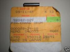 NOS Kawasaki KX250A KX80 KX400 Shift Drum Pin 92042-029