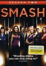 Smash: Season Two (DVD, 2013, 4-Disc Set) - Factory Sealed - Free Shipping