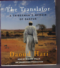Audio CD Daoud Hari  The Translator  unabridged