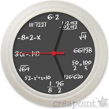 #028 Wanduhr  -> Formeln <- für Mathematiker !ANSEHEN!