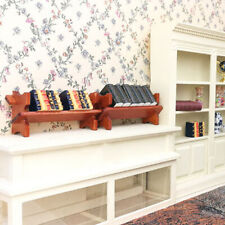 1:12 Cute MINI Dollhouse Miniature newspaper book rack 7.5*2.3*3.2cm CA ZL