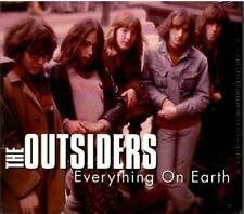 THE OUTSIDERS - EVERYTHING ON EARTH 60s DUTCH RARITIES + TAX FREE TRKS SLD 3-CD