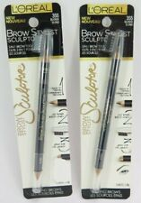 L'Oreal Brow Stylist Sculptor 3-IN-1 Brow Tool*Choose your color*Twin Pack*