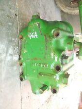 1946 John Deere A tractor JD rock shaft control lift box A1430R JD
