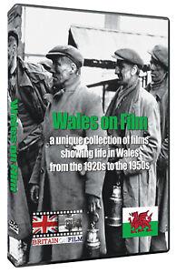 'Wales on Film' DVD