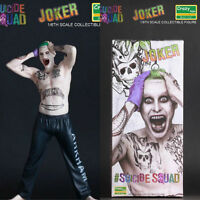 NEW CRAZY TOYS 1/6TH DC SUICIDE SQUAD THE JOKER COLLECTIBLE MODEL ACTION FIGURES