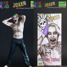 DC SUICIDE SQUAD CRAZY TOYS JOKER 1/6TH SCALE COLLECTIBLE STATUE ACTION FIGURES