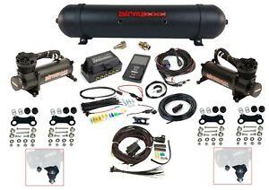 "Air Lift Performance 3P 27685 3/8"" 3P Black Airmaxxx 480 Compressor Harness"