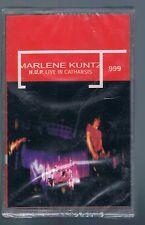 MARLENE KUNTZ U.H.P. LIVE IN CHATARSIS MC K7 MUSICASSETTA SIGILLATA!!!