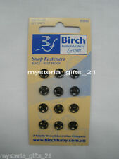 Pack Metal Sewing Buttons