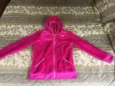 Nice North Face Girls Fleece Jacket Size Large