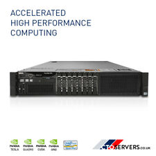 DELL PowerEdge R820 4x 8-Core E5-4650 * * 64 núcleos 1024 GB de RAM NVIDIA QUADRO P6000