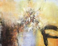 ART Bild Gemälde Original Unikat Abstrakte Malerei auf Leinwand 50 x 60 cm #014