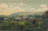 SAXTONS RIVER VT - Vermont Academy The Buildings and Athletic Grounds