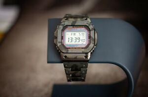 Casio G-Shock GW-M5610-1ER Titanium Camo