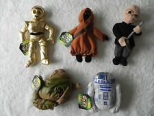 Star Wars Buddies Bean Bag Plush U-Pick $8