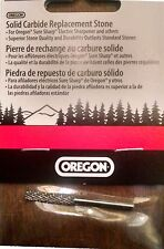 "3 pack - Oregon 5/32"" solid carbide chainsaw sharpening stone"