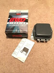 BWD R400 Regulator - NIB