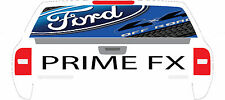 Ford Rear Window Graphics Decals Perforated Full Color Custom