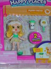 Shopkins Happy Places Puppy Patio Lil Shoppie Pack Daisy Petals Doll