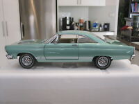1/18 GMP G1801107 1966 FORD FAIRLANE GTA TURQUOISE *NEW* 1 OF 1000!!!! RARE!! #2