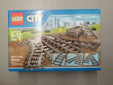 LEGO 7895 Railroad Train Switch Tracks Retired New Rare