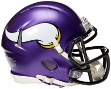 Riddell Minnesota Vikings NFL Replica Speed Mini Football Helmet 9c8d3013575