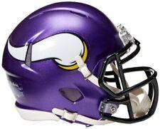 Riddell Minnesota Vikings NFL Replica Speed Mini Football Helmet 9c8d3013575