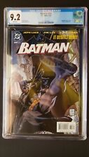 BATMAN #608 CGC HUSH storyline begins Jim Lee and Jeph Loeb