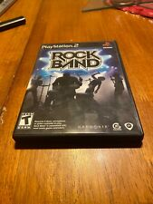 Rock Band PS2 Playstation 2 Game Complete