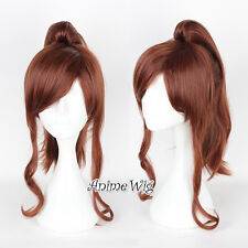 For Sailor Moon Princess Kino Makoto Jupiter Short 45CM Brown Anime Cosplay Wig