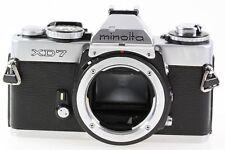 Minolta XD-7 XD7 XD 7 Body Gehäuse SLR Kamera Spiegelreflexkamera - Defekt!