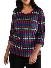 Shirt Longshirt Bluse Tunika Ulla Popken 46 48 50 52 54 56 58 60 62 64 66 68