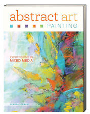 Abstract Art Painting Expressions in Mixed Media by Deborah Stewart (Paperback)