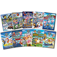 Paw Patrol: Preschool TV Series 10 Complete Collections 56 Episodes Box/DVD Sets