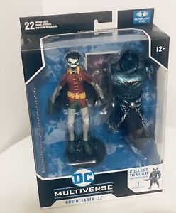 DC Multiverse ROBIN EARTH-22 Action Figure Variant McFarlane Brand New